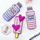 3D Cartoon Mineral Water Bottle Soft Silicone Case Back Cover For Various Phones