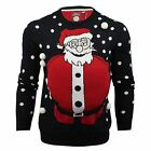 Mens Christmas/ Xmas Jumper by Brave Soul Long Sleeved