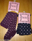 Barbara Farber baby girl tights BNWT 2 y 18-24, 9-12 designer cotton blue purple