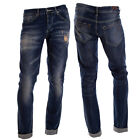 DONDUP - JEANS PANTALONI UOMO 5 TASCHE STRETCH MODELLO UP232 SLIM FIT DS146UV