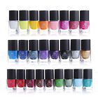 6/15ml Stamping Nagellack Nagel Kunst Stempellack Printing Varnish Born Pretty