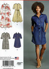 Misses' Vintage Style Shirt - Dress  - Simplicity 8014 (Sizes 6-24) New 2016