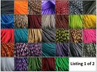 +***Paracord 550 - 25, 50 & 100 ft*** NOW 83 COLOURS; 7 strands, survival rope