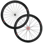 Fulcrum Racing Speed XLR 50 Dark Label Carbon Tubular Wheelset - [Shimano 11S]