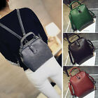 Croco Print Small Faux Leather Backpack Rucksack Shoulder bag Daypack Purse Cute