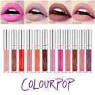 ColourPop Ultra Matte Lipstick - Choose your colour Free Post Australia Wide