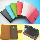 "Bush Spira B3 5 Inch (5.0"")-Wallet Folder Stand Flip PU Leather Case Cover argos"