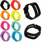 Silicone Replacement Watch Band Strap Holder w/Tool For Garmin Vivo Smart HR