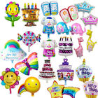 New Helium Foil Balloon Birthday Party Decoration Baby Boy Girl Shower Balloon
