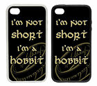 I'm A Hobbit -Rubber and Plastic Phone Cover Case - Lord Of The Rings ,