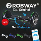 E-Balance Hoverboard ROBWAY W3 E-Scooter Skateboard Elektroroller Smart Wheel 10