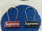 2015 F/W SUPREME CDG BOX LOGO CLIP KEYCHAIN PCL GUCCI UNDERCOVER TEE RED/BLACK