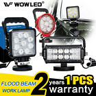 Magnetic Base 27w 36w Led Work Light Offroad Lamp Truck Car 3m Extension Cable