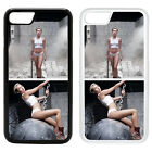 Miley Cyrus Printed PC Case Cover - Wrecking Ball - S-G1317