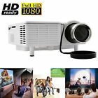 7000Lumens Full HD1080P LED LCD 3D VGA HDMI TV Home Theater Projector Cinema LOT