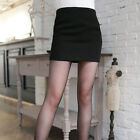 Winter Women High Waist Short Fashion Sexy Bodycon Strech Tight Slim Fit Skirts