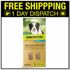 Drontal For Dogs - All Sizes