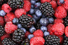 STUNNING BERRIES FOOD & KITCHEN CANVAS #3 HOME DECOR CANVAS PICTURE WALL ART