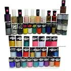 Collection Nail Polish Varnish Enamel Mardi Gras Limited Edition Mixed Colours