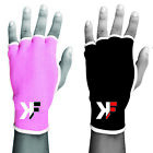 KIKFIT Elasticated Hand Wrist Palm Gloves Support Pain Arthritis Brace Sprains