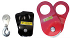 Pulley Snatch Block Heavy Duty Off Road Recovery 1 2 4 8 10 12 Tonne Ton 4x4