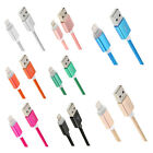 LED Light up High Speed  USB Data Sync 2.0 Charger Cable For Android & iPhone