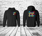 OF MONSTERS AND MEN new zip hoodie UNISEX all sizes CLASSIC PRINT LITTLE TALKS