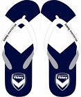MELBOURNE VICTORY A-League Thongs - Kids Sizes
