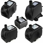 53-1200GPH Submersible Water Pump Aquarium Fish Tank Pond Powerhead Hydroponic