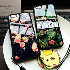 Soft TPU Silicone Slim Painting Flower Case Cover For  iPhone 5 /6 /6S Plus