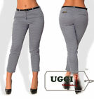 Beautiful Elegant Woman Pants Stretch-Cotton - Plus size