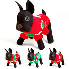 Christmas Sweaters Pet Dog Cat Warm Soft Clothes Dog Cat Sweater Coat Apparels