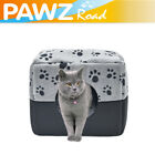 Pet Dog Cat House Bed 3 Ways Use Winter Warm Soft Kennel Cave Sofa House Beds