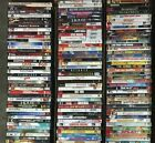 Wholesale Lot of 30 Used Assorted Bulk DVD Mostly Rental No Duplicate Free S H