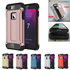 Shockproof Heavy Duty Armor Hybrid Rugged Case For iPhone 7 6 6s Plus 5 5s SE