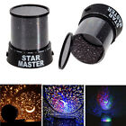 Amazing LED Starry Night Sky Projector Lamp Star Light Cosmos Master Kids Gift