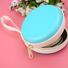 Portable Earphone Bag Coin Purse Headphone Cable Pouch Carry Protective Case Box