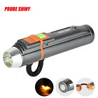 5000LM Portable Adjustable LED Zoom XM-L T6 USB Rechargeable Flashlight Torch US