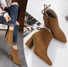 HOT!Women's fashion chunky heels Short boots Martin boots Knight shoes BOOTS