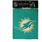 Miami Dolphins Apron and Chef's Hat Set (Please select Your Option)