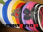 [2] 24''X 2.125 DIAMOND BICYCLE TIRES TUBES & RIM STRIPS RED WHITE WALL CRUISER
