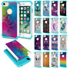 where to buy verizon iphone 6 - For Apple iPhone 8 / iPhone 7 4.7 inch Rugged Hybrid Rubber Silicone Case Cover