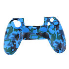 Camouflage Silicone Rubber Soft Sleeve Skin Grip Cover Case For PS4 Controller