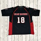Paul Crewe #18 Stitched Football Jersey Mean Machine The Longest Yard Movie