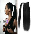 "22"" 100g Ponytail Sexy Women's Ponytail Straight Ponytail Human Hair Extension"