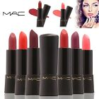 16 Colors Matte Lipsticks Makeup Cosmetic Smudge Proof Long-lasting Lip Stick