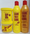 Care Free Curl Hair Products - For Natural And Curly Hair** RANGE**