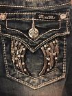 "Miss Me Girls jeans JK5082B48 ""Princess Wings"" MK 245 Boot cut"