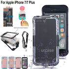 Waterproof Shockproof Dust Dirt Proof Case Full Cover For Apple iPhone 7/7 Plus