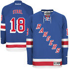 Marc STAAL New York RANGERS Rbk Premier Officially Licensed NHL Jersey M or 2XL